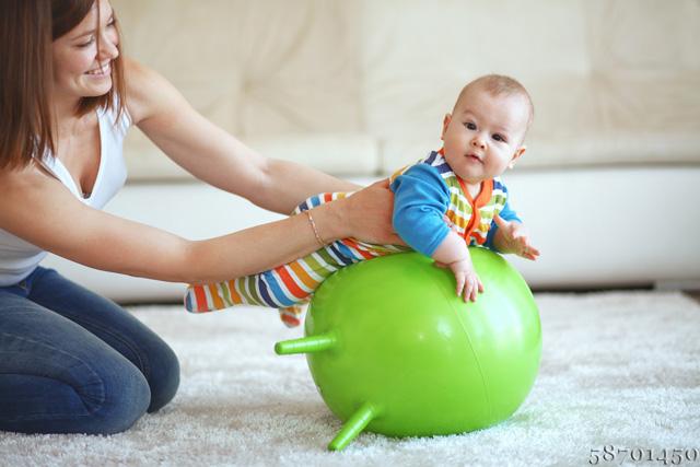Gymnastikball Schwangerschaft