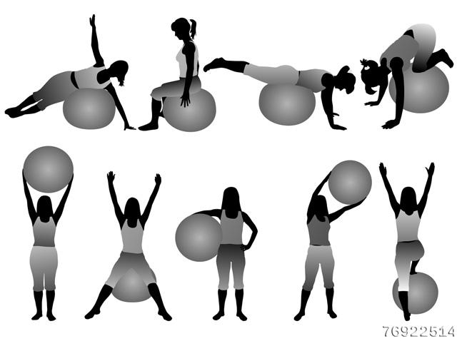 Etwas Neues genug Gymnastikball Übungen - Experten Tipps und Tricks #EB_49